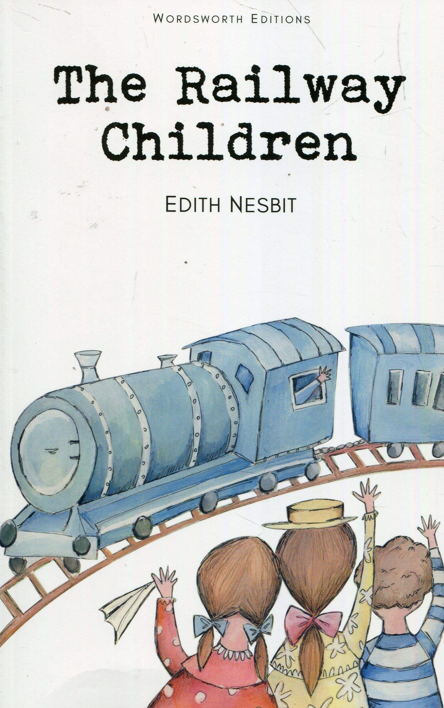 The Railway Children Wordsworth Children's Classics: Amazon.co.uk: Nesbit,  E.: Books