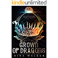 Crown of Dragons: Bleeding Realms: Dragon Blessed Book One