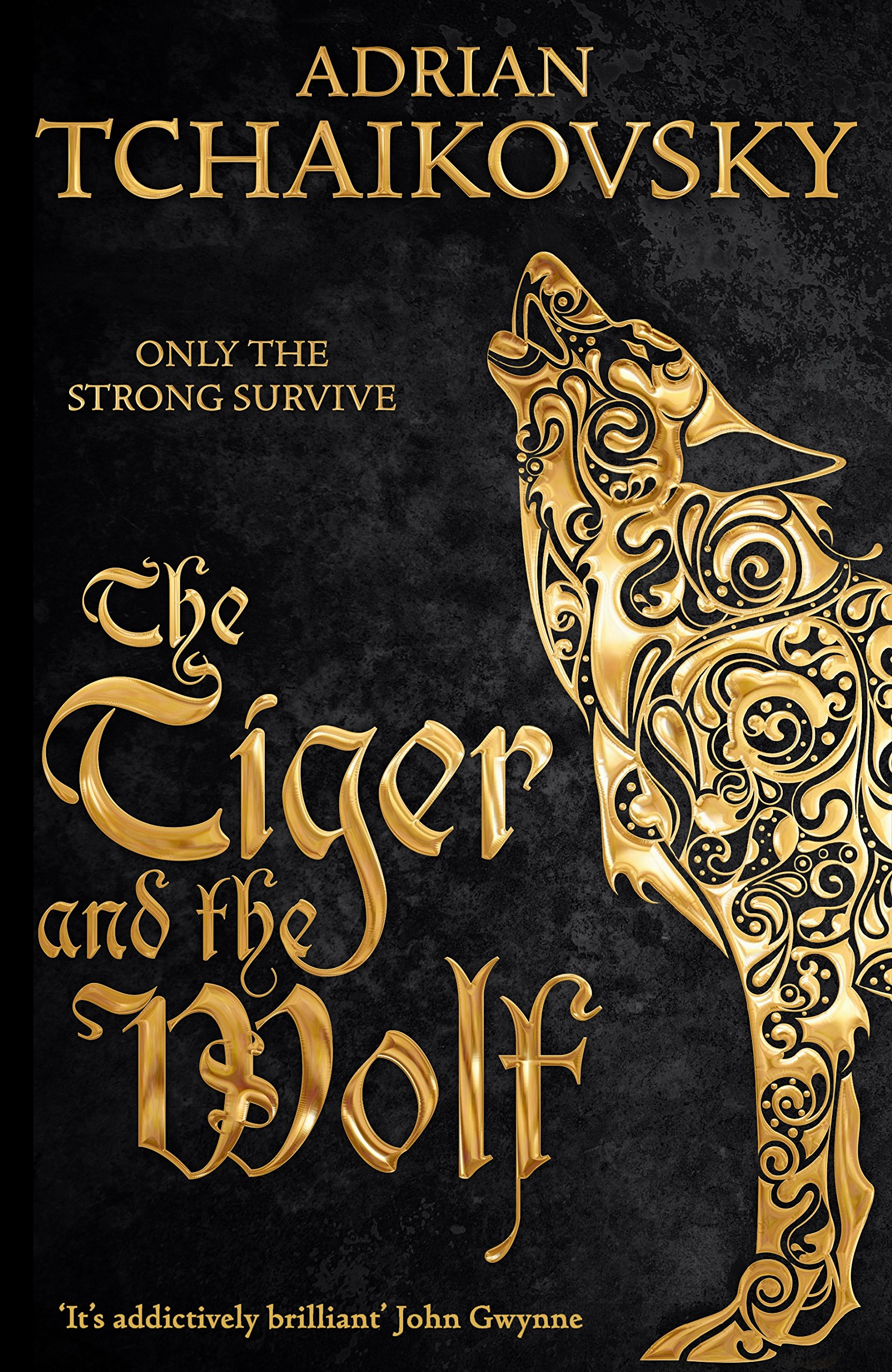The Tiger and the Wolf (Echoes of the Fall Book 1) (English Edition)