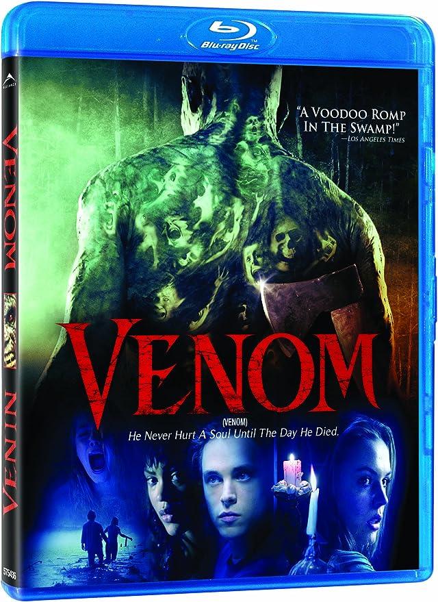 Venom Blu-ray (Bilingual): Amazon.ca: Agnes Bruckner ...