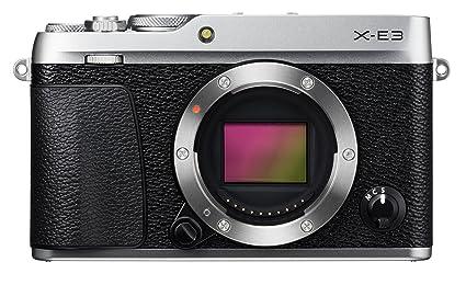Buy Fuji X-E3 Mirrorless Digital Camera Body (Black) Online