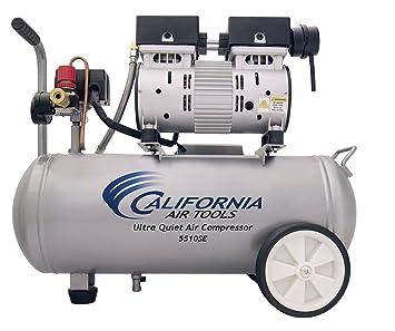 California Air Tools Compresor de aire de tanque de acero de 1.5 galones: Amazon.es: Bricolaje y herramientas