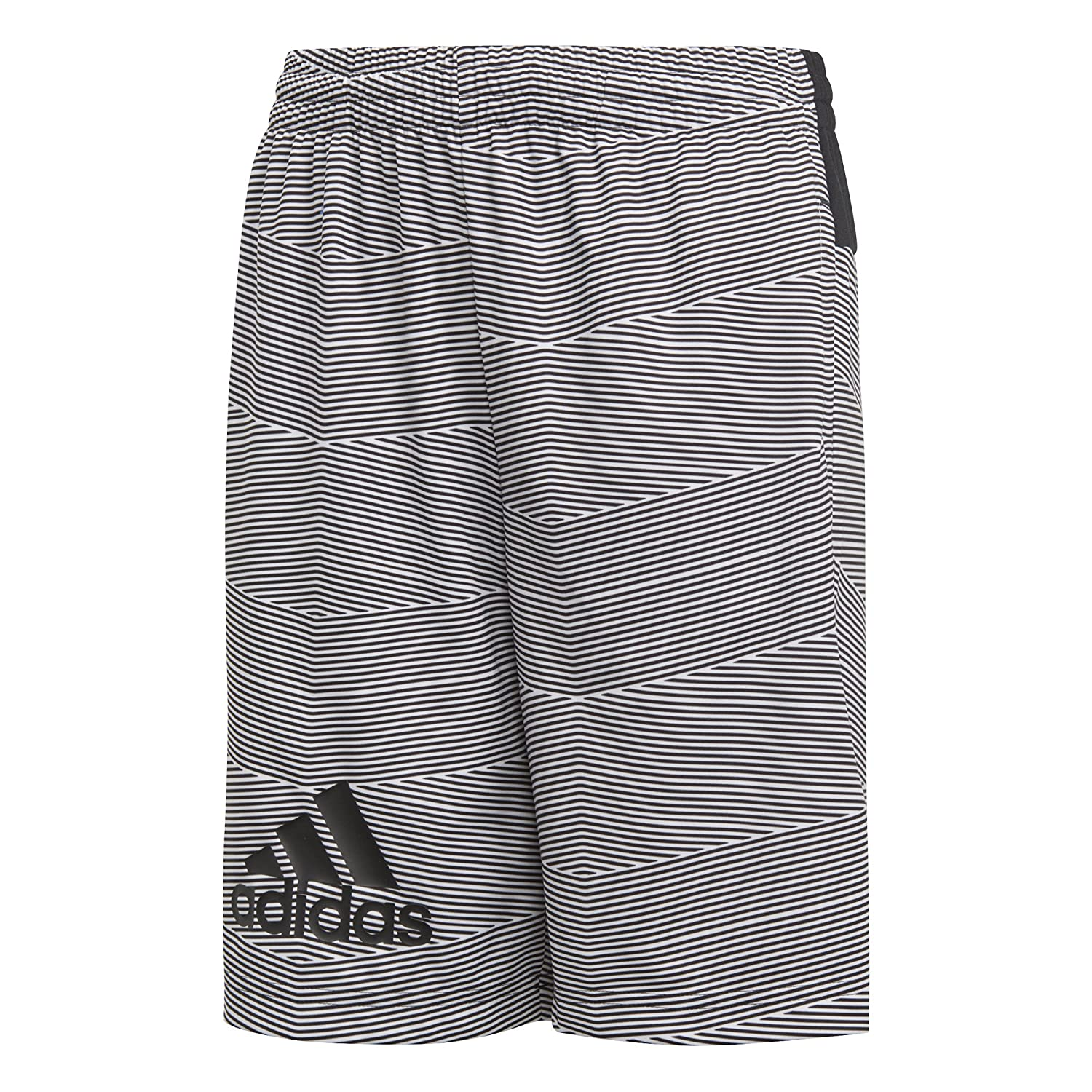 adidas Boy's Training Gear Up Knit Shorts BK0744