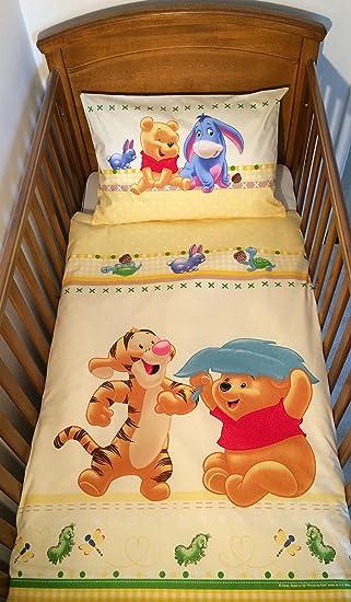 Z/öllner Bed linen Stylished Pooh 100//135+40//60