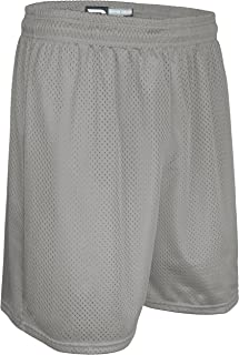 product image for Game Gear AM6475Y Youth Boy's and Girl's Solid Color Performance Nylon Mesh Sport Short