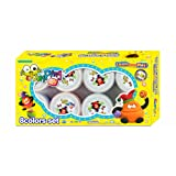 Jumping Clay - Air Dry Modelling Clay - 8 Colour Clay Set