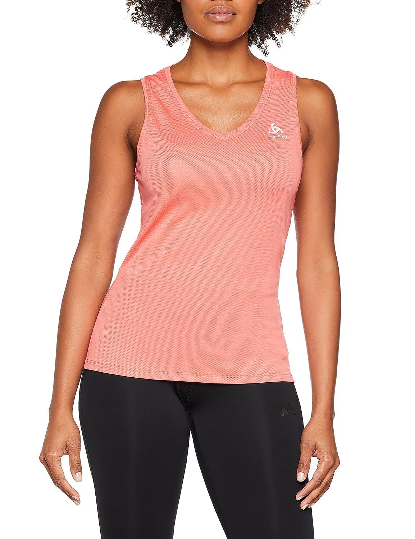Odlo SUW Top V de Neck Singlet Active F de Dry Light Unterhemd