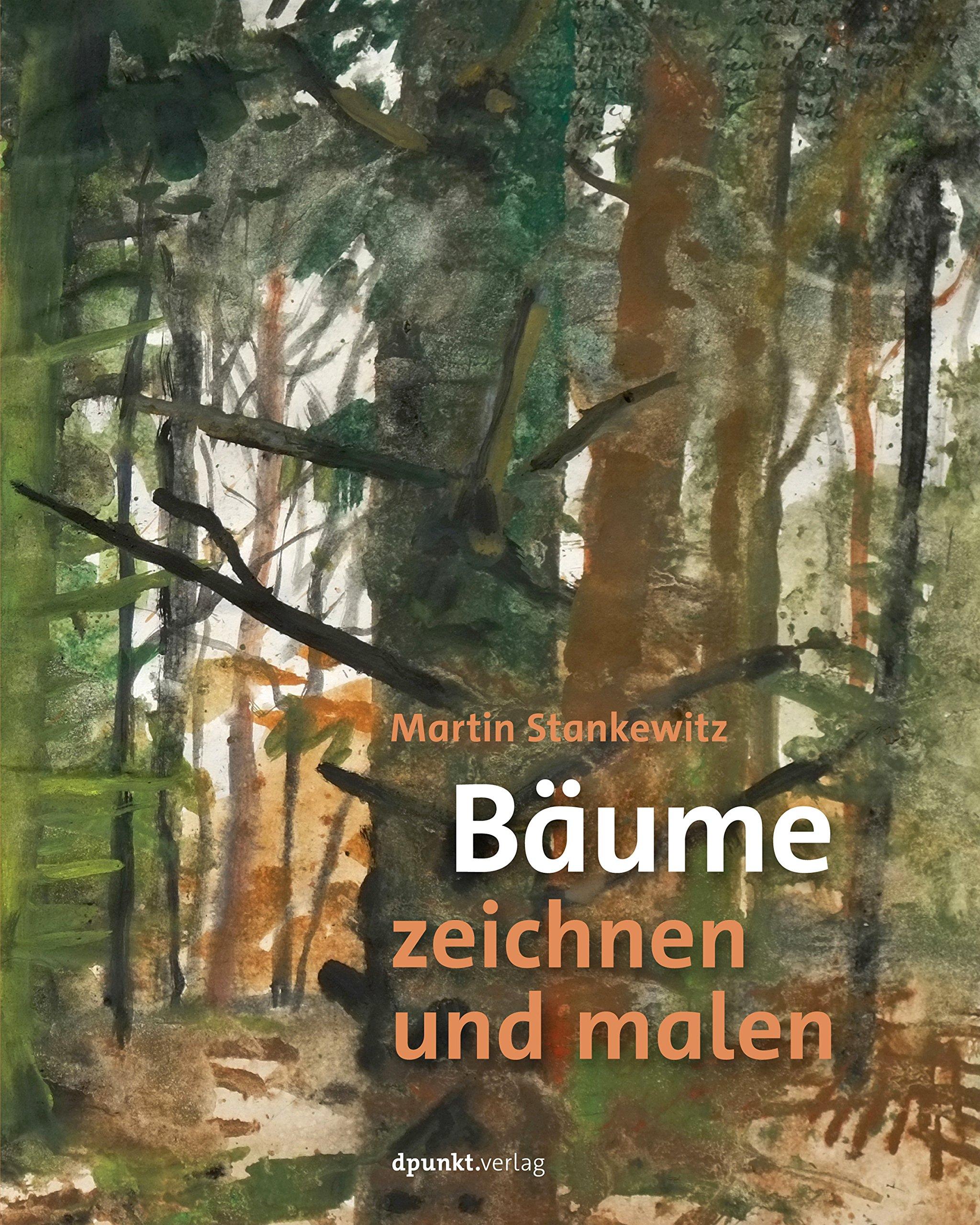 Bäume zeichnen und malen