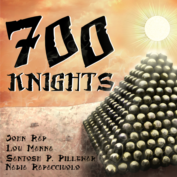 700 Knights  (Issues) (3 Book Series)