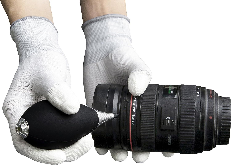 Lentes Rollei Lens Cleaning Kit filtros y Pantallas Kit para Limpieza en seco del Objetivo