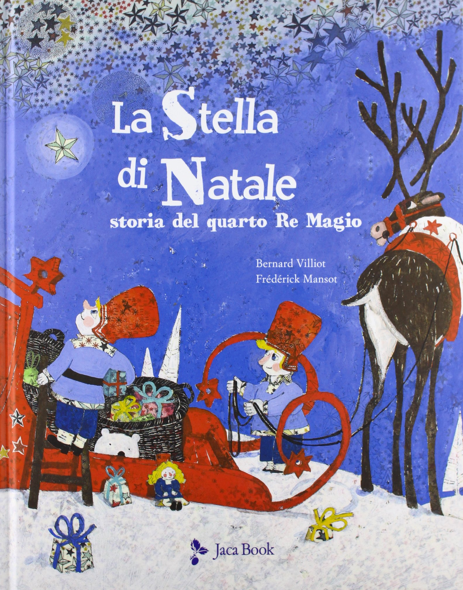 Stella Di Natale Destate.Amazon It La Stella Di Natale Il Racconto Del Quarto Re Magio