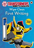 Wipe-Clean First Writing. Transformers