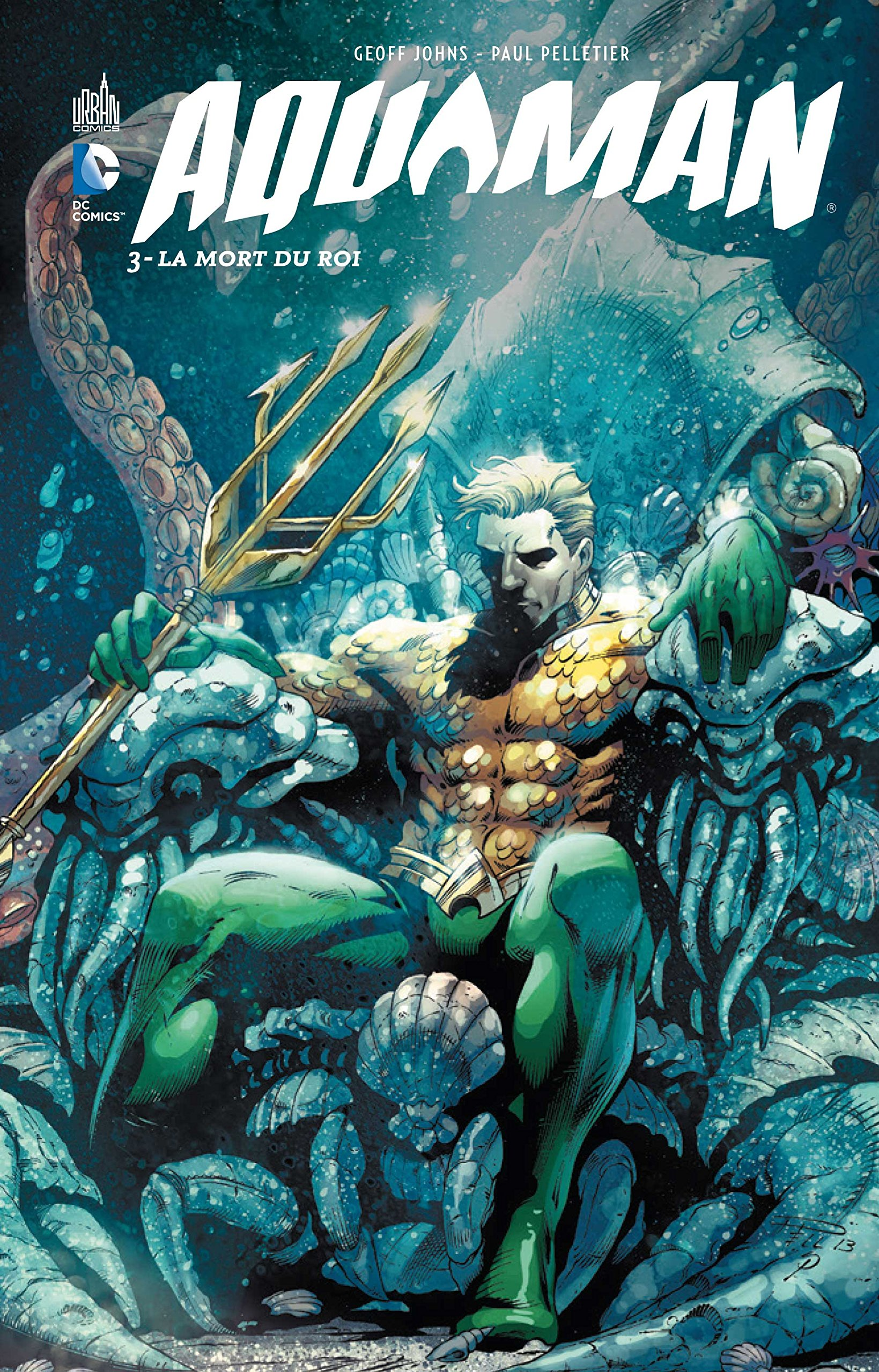 arthur curry aquaman
