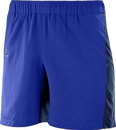 4783d8c19b Amazon.com : Salomon Agile 7'' Short M : Clothing