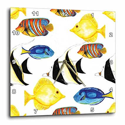 Amazon 40dRose Anne Marie Baugh Patterns Pretty Tropical Fascinating Fish Patterns