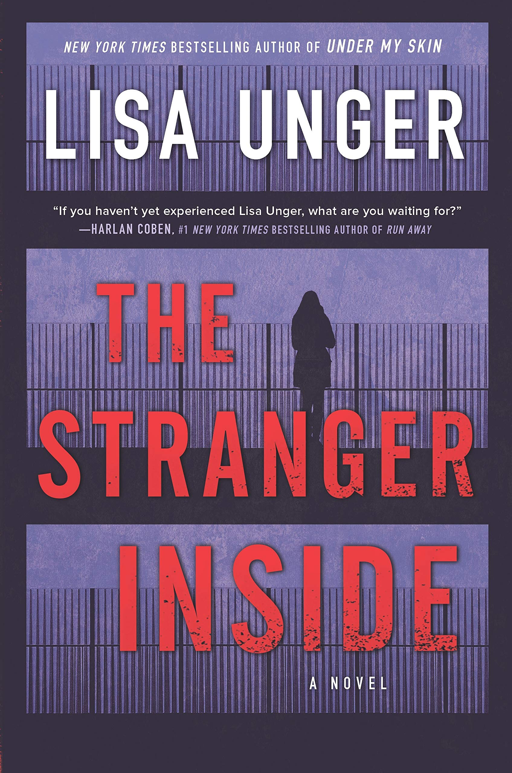 Image result for the stranger inside lisa unger