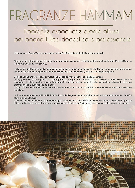 Kit assortito di Fragranze Aromatiche e concentrate per Bagno ...