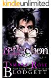 The Reflection Series Complete Mega Boxed Set : (Science Fiction Romance Thriller Books 1-4)