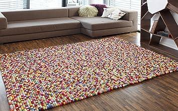 Teppich bunt  Amazon.de: Kare Design Teppich bunt