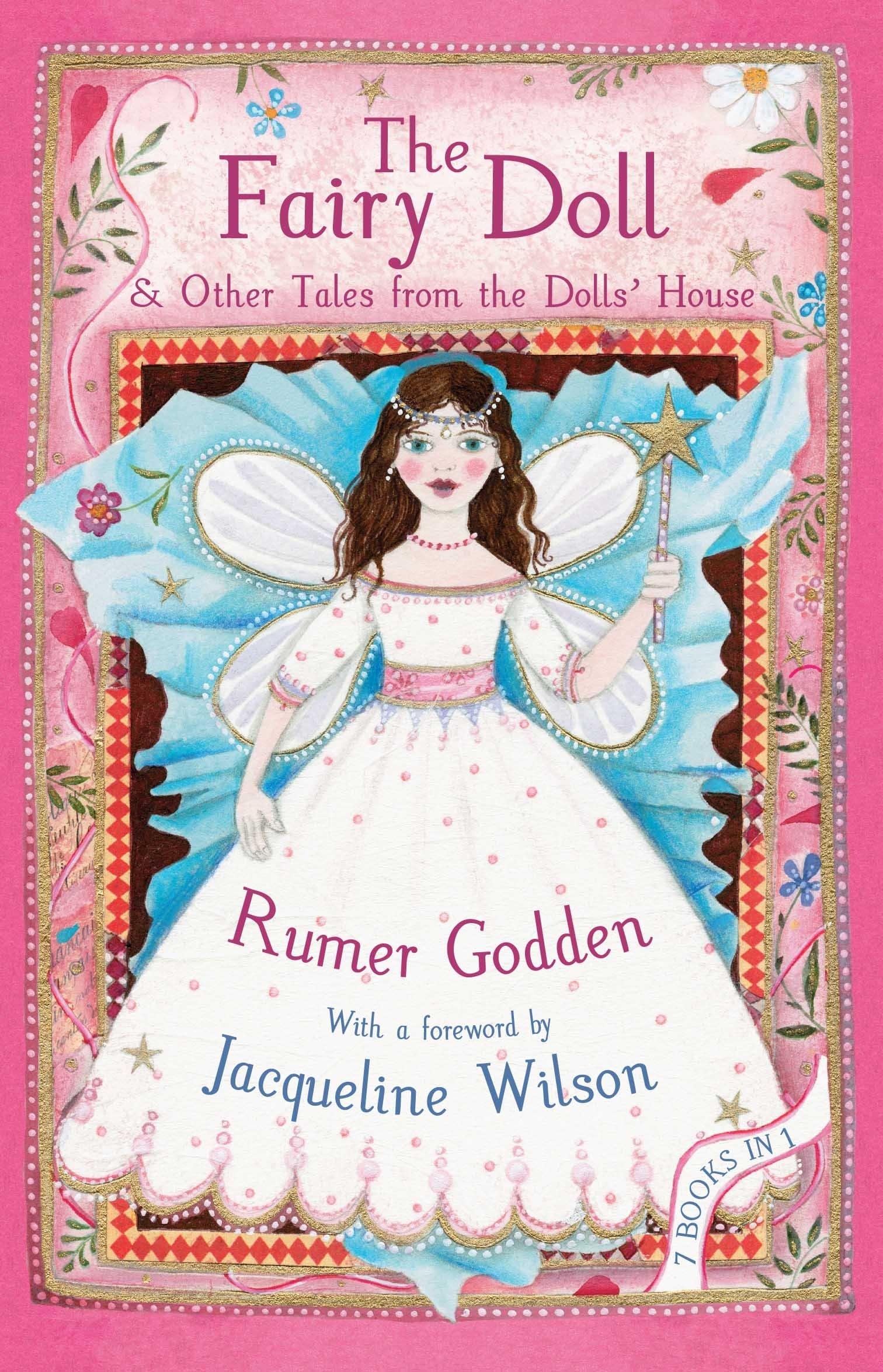 The Fairy Doll: & Other Tales from the Dolls' House ebook
