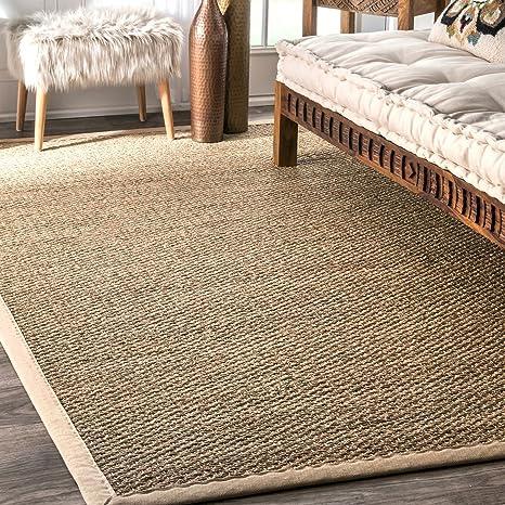 Elijah Patio Furniture.Nuloom Elijah Seagrass Natural Area Rug 4 X 6 Beige