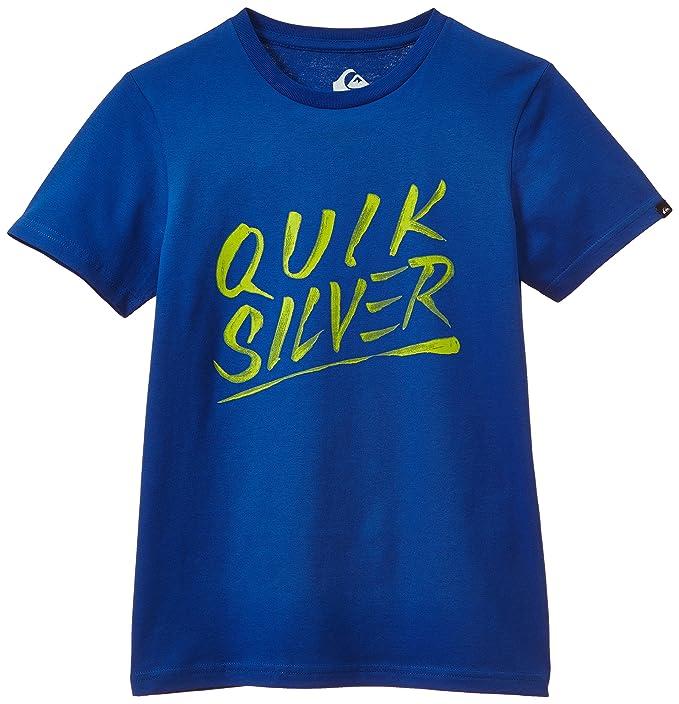 QUIKSILVER - Camiseta de niño Quiksilver EQBZT03056 BQZ - W12409 - 10 años