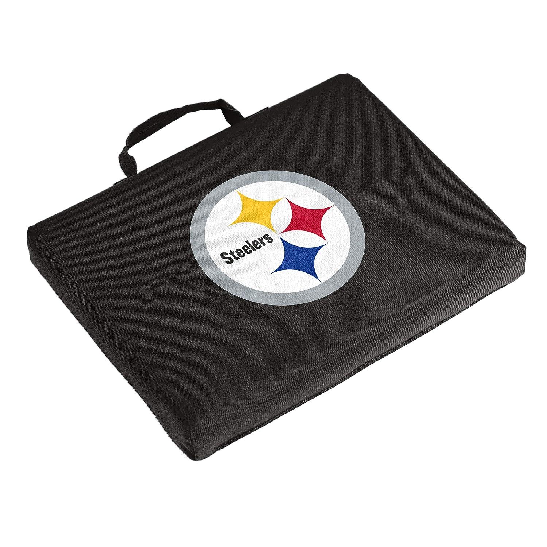 NFL Foam Padded Bleacher Cushion with Carry Handle