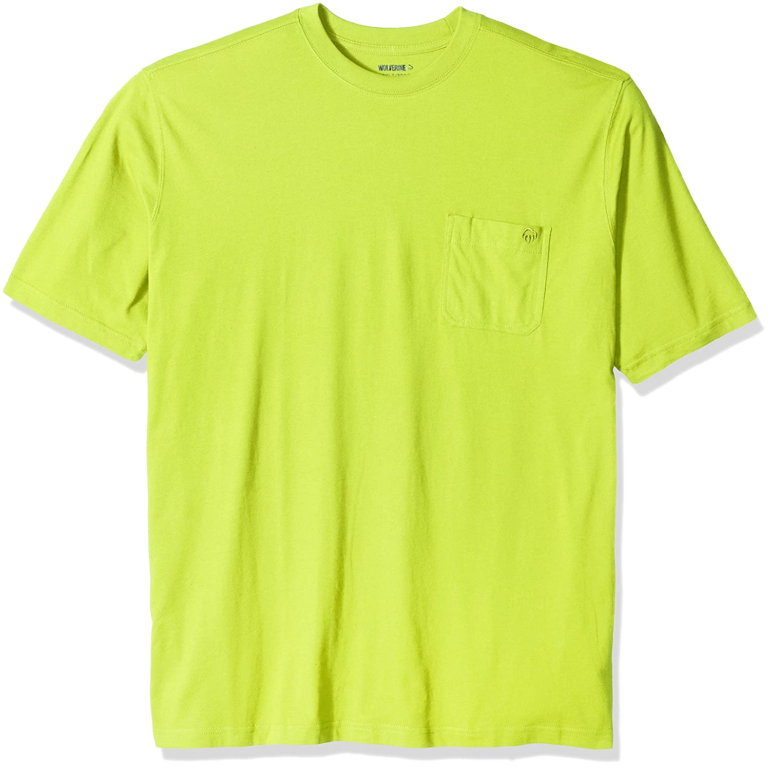 Wolverine SHIRT メンズ B01N0OLK2B X-Large / Tall|Hi Vis Green Hi Vis Green X-Large / Tall