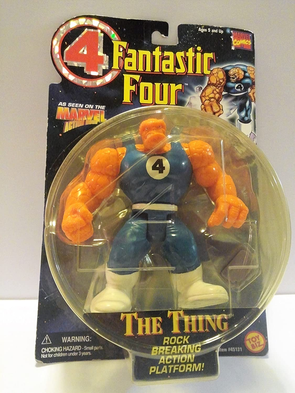 Fantastic Four Psycho-Man Marvel Action Hour Action Figure
