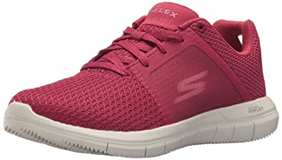 40a5d8ba017a3 Skechers Womens Go Flex 2-14990 Go Flex 2-14990: Amazon.co.uk: Shoes ...