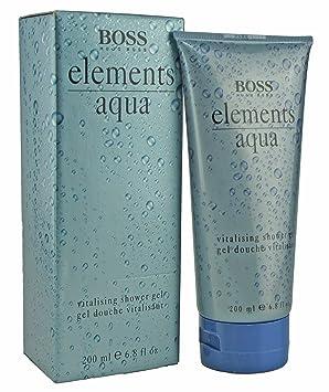 Hugo Boss Elements Aqua Showergel Duschgel 200 ml: Amazon.de ...