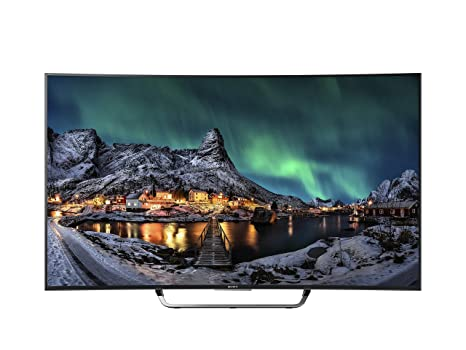 8d51511527a Sony 65S8005C 3D Curved screen 4K 65 inch Ultra HD TV (Android TV ...