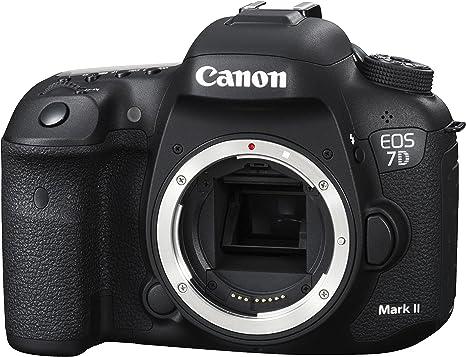 Canon EOS 7D Mark II + W-E1 Cuerpo de la cámara SLR 20.2MP ...