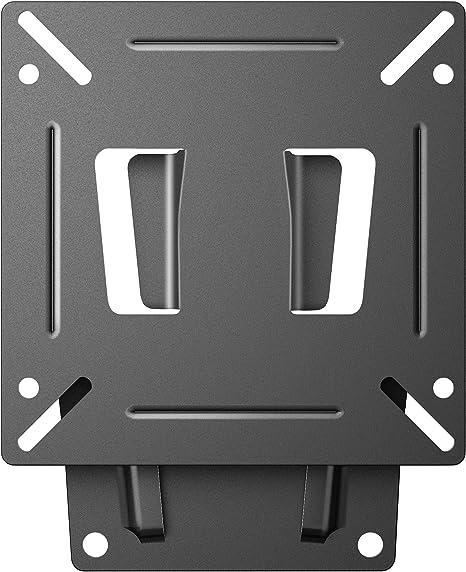 MODERN LIFE Soporte de Pared para TV 15-26 Pulgadas(38-66cm), Fijo, Máx Vesa 100x100, Carga 20KG(44lbs), para Televisores de Pantalla Plana(LED LCD Plasma 4K 3D): Amazon.es: Electrónica