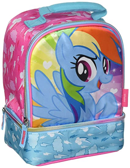 Image Unavailable. Image not available for. Color  Thermos Dual Compartment  Lunch Kit, My Little Pony f9655fa2ee