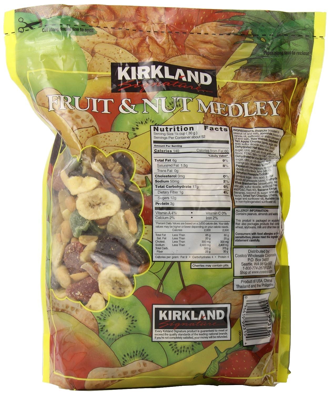 Kirkland Fruit & Nut Medley (3 lb 8 oz)
