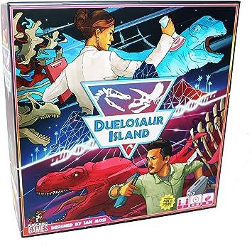Duelosaur Island - English: Amazon.es: Juguetes y juegos