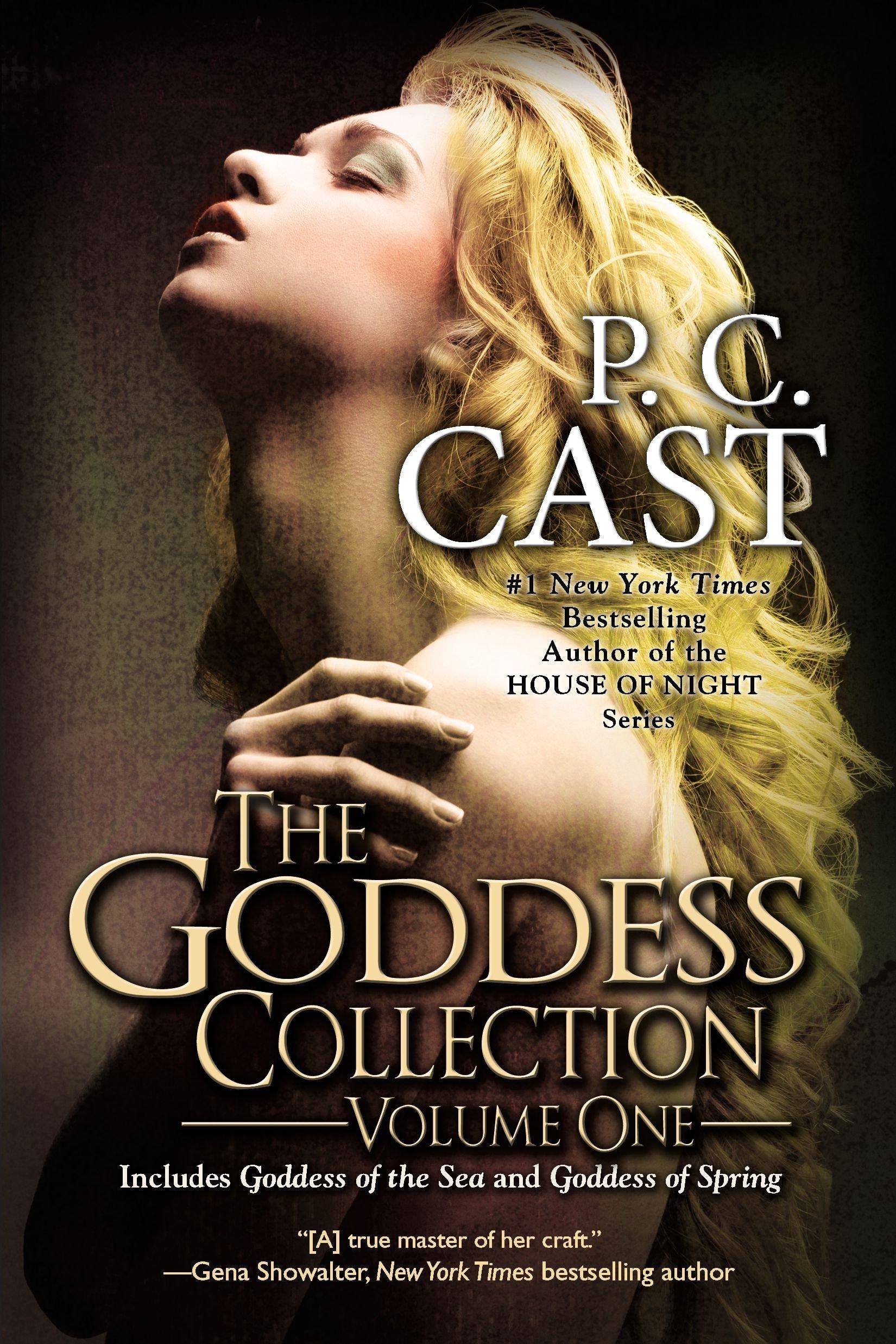 The Goddess Collection (goddess Summoning): P C Cast: 9780425265048:  Amazon: Books