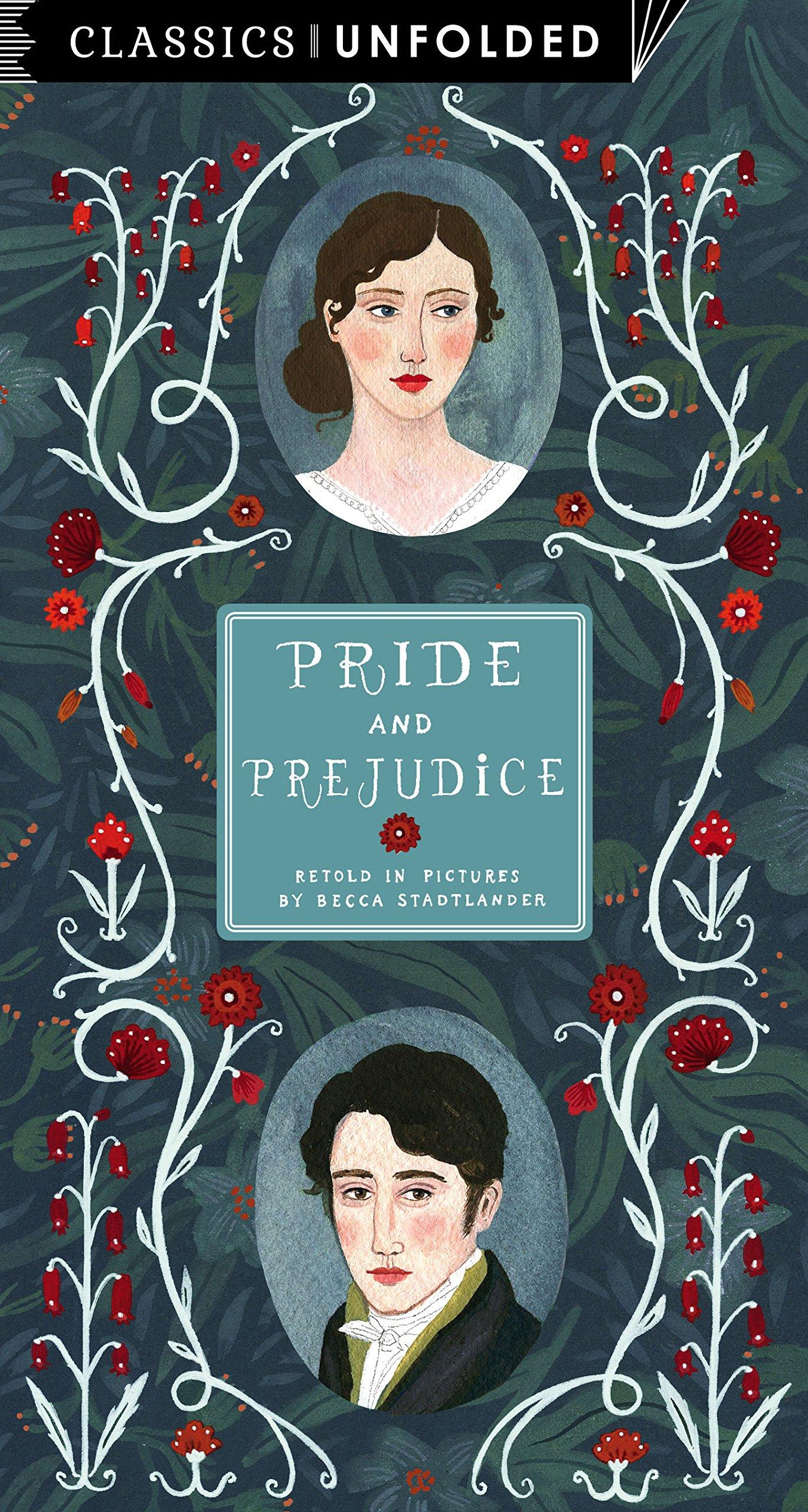 Classics Unfolded: Pride and Prejudice: Becca Stadtlander ...