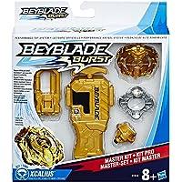 Beyblade Burst Metal Tam Set Çekmeli Fırlatıcılı Xcalius Gold Edition Özel Seri Master Kit