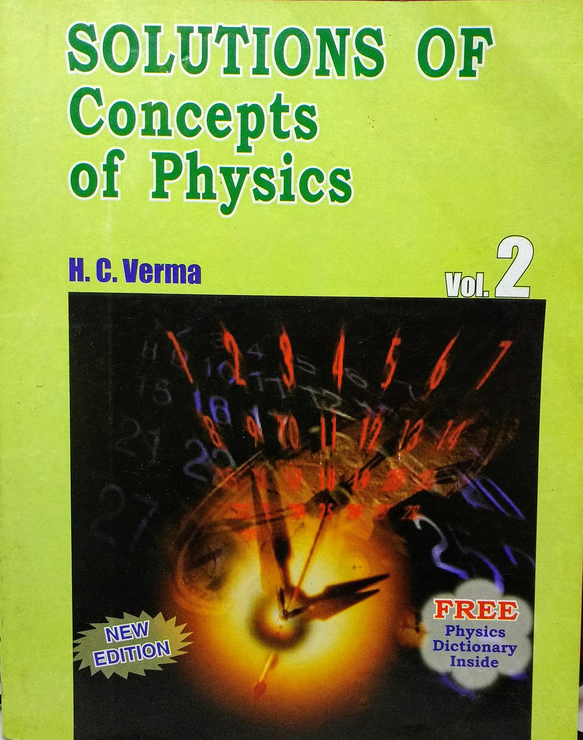 Hc Verma Full Book Solution