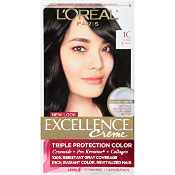 Elegant Loreal Hair Color Swatches