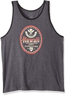 806128e6609de6 Amazon.com  Quiksilver Men s Hawaii Rooster Tank  Clothing