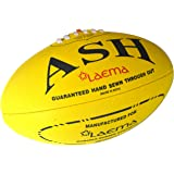 LAEMA Pro Advance Synthetic Rubber Pin Grip HiTech AFL Australian Rules Ball Size-5 US
