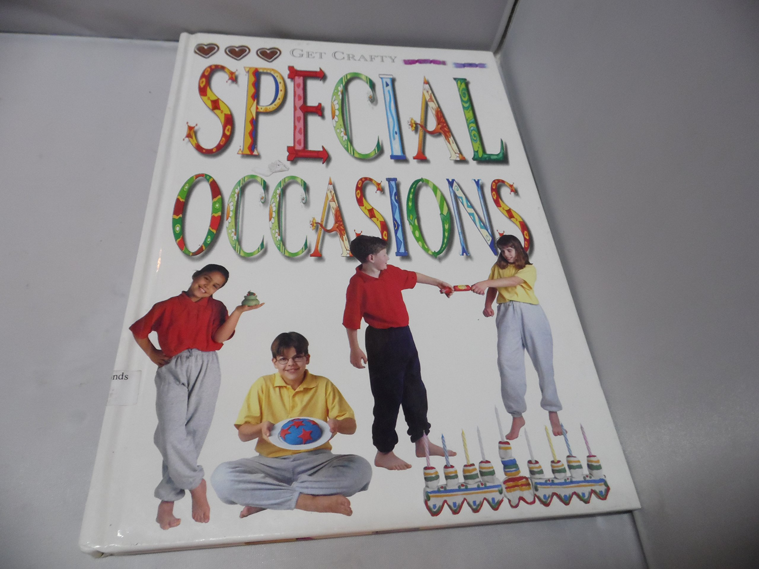Special Occasions (Get Crafty)