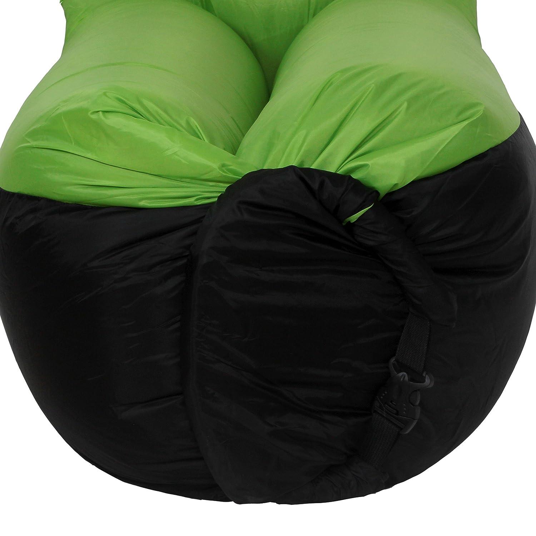 Amazon.com: Sillón hinchable para salón, sofá de aire ...