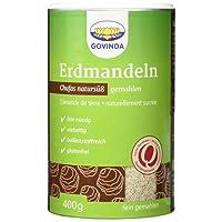 Govinda Erdmandel, 1er Pack (1 x 400 g Dose) - Bio