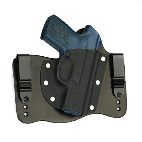 FoxX Holsters Ruger SR9c In The Waistband Hybrid Holster Tuckable,  Concealed Carry Gun Holster