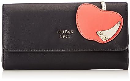 Slg Wallet, Womens Black, 2x10x20 cm (W x H L) Guess