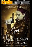 Girl Undercover 1, 2 & 3: The Adler Conspiracy